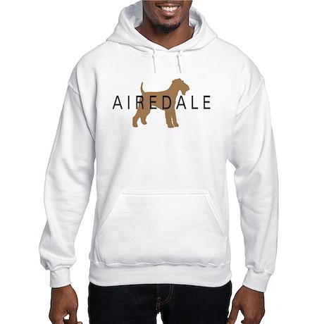 Airedale Hooded Sweatshirt