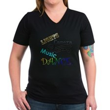 Lights Camera Music Da Shirt