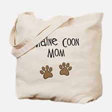Maine Coon Mom Tote Bag