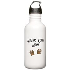 Maine Coon Mom Water Bottle