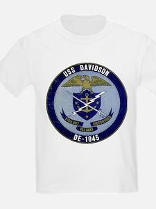 USS DAVIDSON T-Shirt