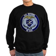 USS DAVIDSON Sweatshirt