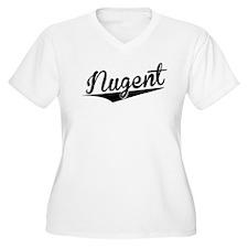 Nugent, Retro, Plus Size T-Shirt