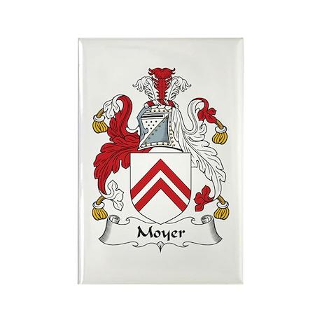 Moyer Rectangle Magnet (100 pack)