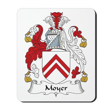 Moyer Mousepad