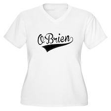 OBrien, Retro, Plus Size T-Shirt