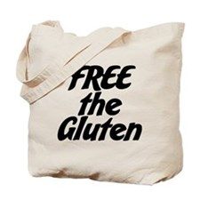 FREE the Gluten Tote Bag