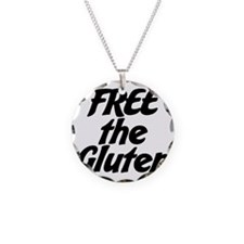 FREE the Gluten Necklace