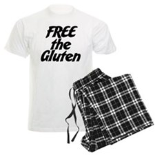 FREE the Gluten Pajamas