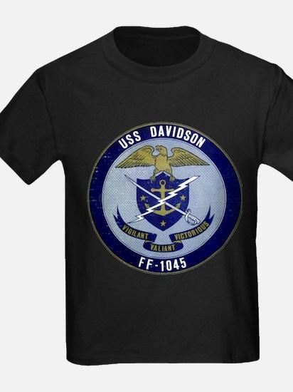 USS DAVIDSON T