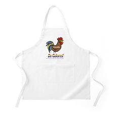Cursillo Rooster BBQ Apron