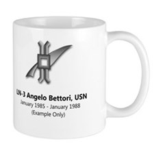 Cg-62 Uss Chancellorsville Ln Mug Mugs