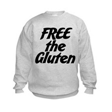 FREE the Gluten Sweatshirt