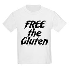 FREE the Gluten T-Shirt