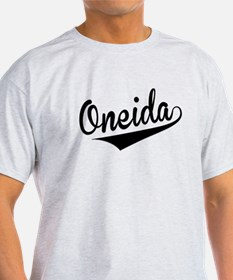 Oneida, Retro, T-Shirt
