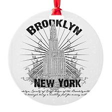 Brooklyn, Bank Ornament