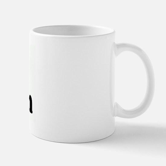 I Love Muffin Mug