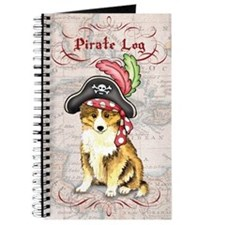 Sheltie Pirate Journal