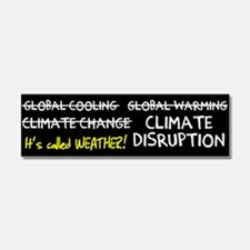 Called It Weather2 Car Magnet 10 x 3