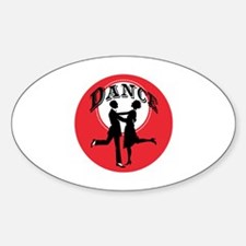 Dance-RED2 Decal