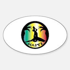 Haiti-Call-Rainbow.gif Decal