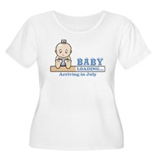Unique Baby loading T-Shirt