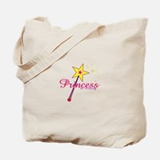 Pricess in training Tote Bag