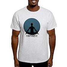Namaste-slate-blu T-Shirt