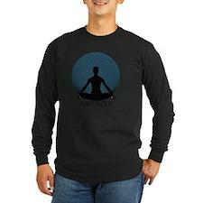 Namaste-slate-blu T