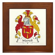 Martell Framed Tile