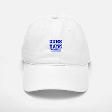 Guns dont kill people - fresh blue Baseball Baseball Baseball Cap