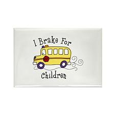 I Brake For Children Magnets