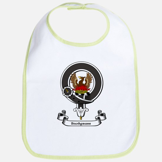 Badge-Snodgrass Cotton Baby Bib