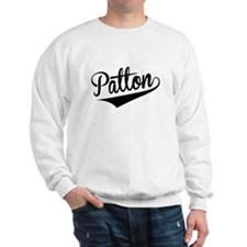 Patton, Retro, Sweatshirt