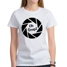 Cute Oh snap Tee