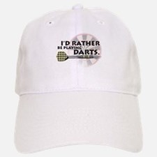 I'd rather be playing darts! Hat