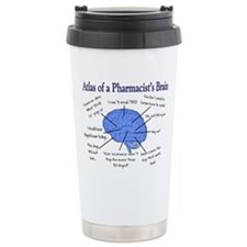 Funny Pharmacist Travel Mug