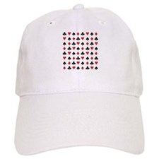 Card Suits Baseball Baseball Cap