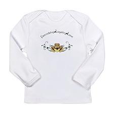 Irish Claddagh Long Sleeve T-Shirt