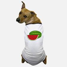 Summertime Watermelons Dog T-Shirt