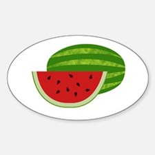 Summertime Watermelons Decal