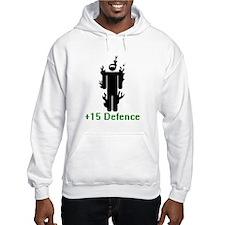 +15 Defence Hoodie