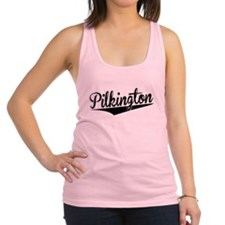 Pilkington, Retro, Racerback Tank Top