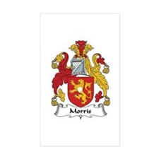 Morris (Wales) Rectangle Decal