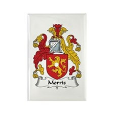 Morris (Wales) Rectangle Magnet