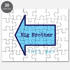 Big Brother THIS WAY Puzzle
