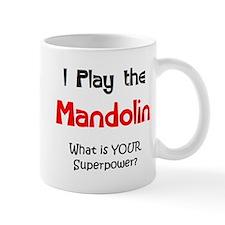 play mandolin Mug