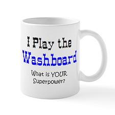 play washboard Mug