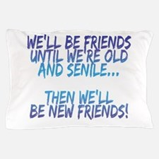 Well be friends until were old and senile Pillow C