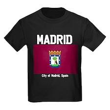City of Madrid (Dark) T-Shirt